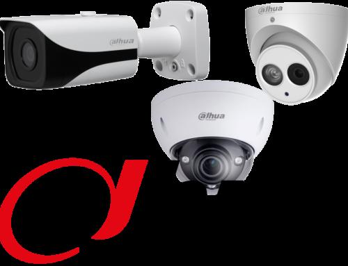 Dahua camera bewaking in assortiment